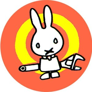 """359, Miffy """"the saboteur"""" Badge"""