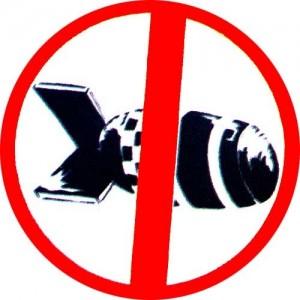 360, Ban the Bomb badge