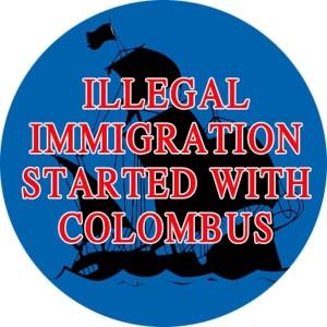 339, Illegal Immigration badge