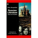 Russian Literature by Peter Kropotkin