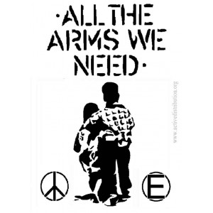 All the Arms We Need sticker