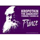 Kroptokin, the Prince, sticker