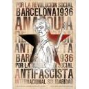 Barcelona 1936 Postcard