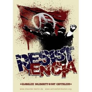 Resistencia sticker