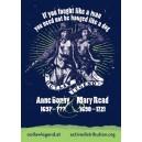 Anne Bonny & Mary Read sticker