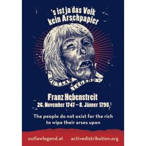 Franz Hebenstreit sticker
