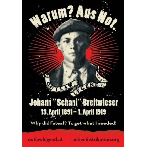 """Johann """"Schani"""" Breitwieser sticker"""