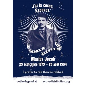Alexandrè-Marius Jacob sticker