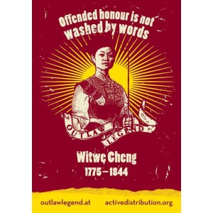 Witwe Cheng sticker