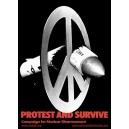 Protest and Survive sticker