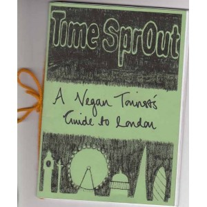 Timesprout, A Vegan Guide to London
