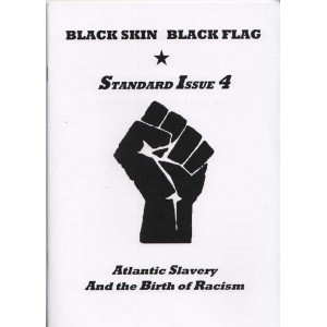 Black Skin Black Flag Standard Issue 4