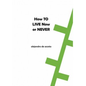 How to Live Now or Never by Alejandro de Acost