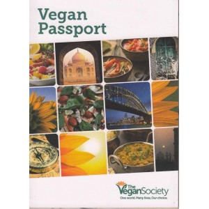 Vegan Passport A6