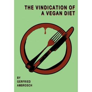 Vindication of a Vegan Diet
