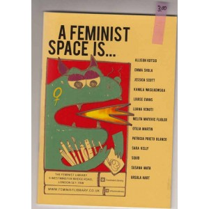 A Feminist Space is....