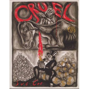 Cruel by Sue Coe