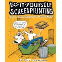 DIY Screenprinting book by John Isaacson