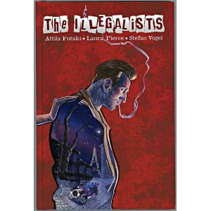 The Illegalists comic book