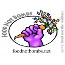 Food Not Bombs sticker