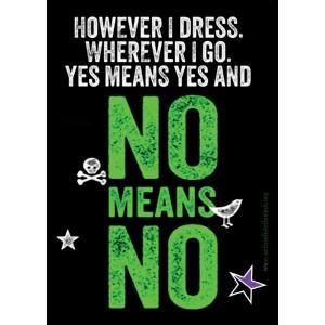 However I Dress sticker