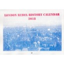 2018 London Rebel History Calendar
