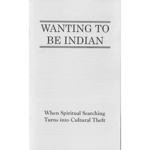 Wanting To Be Indian, by Myke Johnson