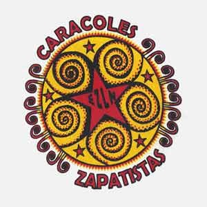 429, Zapatista Snails Badge