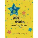 Girls are not chicks colouring book
