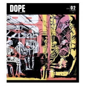 Dope Magazine Issue 2