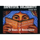 Zapatista Solidarity Calendar 2019
