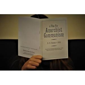 A Plea for Anarchist Communism