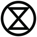 166, Extinction Rebellion logo