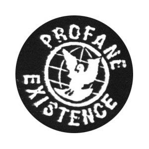 39, Profane Existence badge