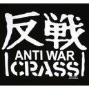 57, Crass 'Anti War'