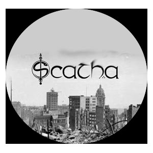18, Scatha badge