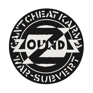 52, Zounds 'Can't Cheat Karma' badge