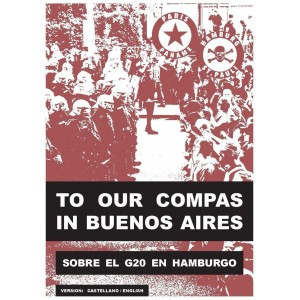 To our compas in Buenos Aires - Castellano