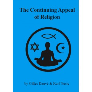The Continuing Appeal of Religion A6 pocketbook