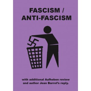 Fascism/Antifascism A6 pocketbook