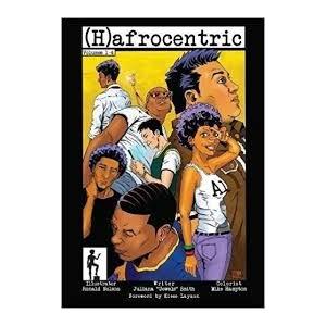 (H)afrocentric Comics