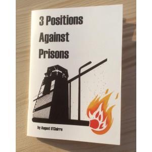 3 Positions Against Prisons A6
