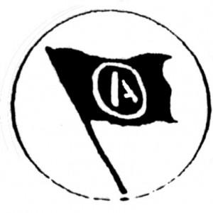 82, Anarchist Flag