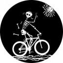 Boney biker