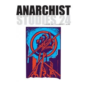 Anarchist Studies Vol 24 Number 2 2016