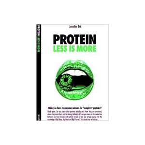 Protein: less is more