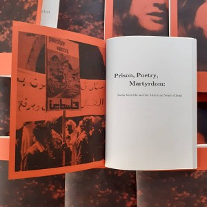 Prison, poetry, martyrdom