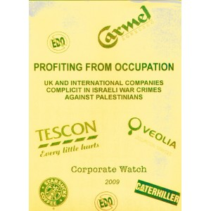 Palestine: Profiting From the Occupation A4