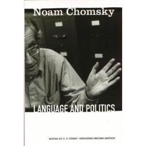 Language And Politics by Noam Chomsky