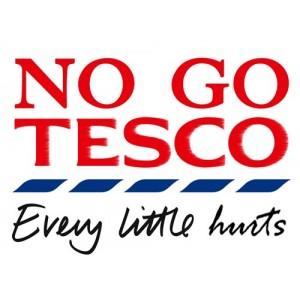 NO GO TESCO .. Badge 11